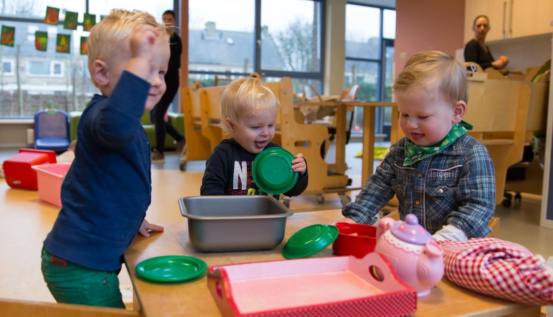 SDK kinderopvang - SDK in beeld Dordrecht