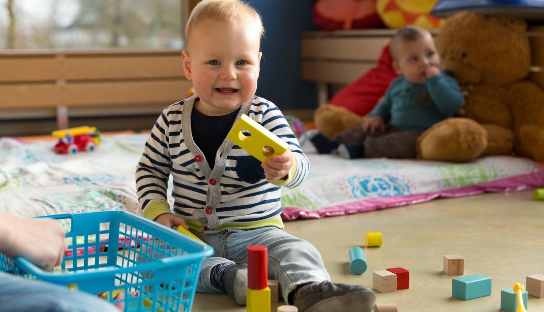 Kinderdagverblijf Mini Burgt Dordrecht